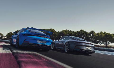 Porsche представи 911 GT3 Touring с интересни характеристики - 8