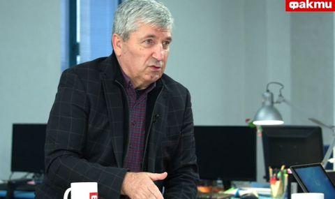 Илиян Василев пред ФАКТИ: Цяла България става заложник на една партия
