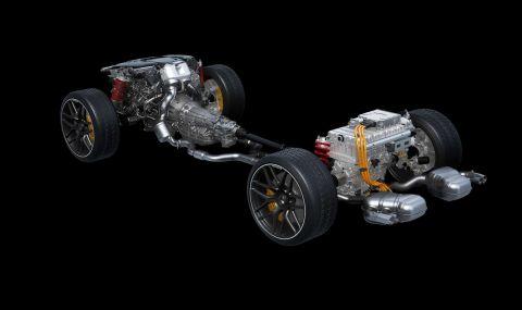 Mercedes разкри мощността на четирицилиндровото C63 AMG - 5