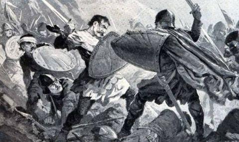 28 юли 1330 г. Сърбия разбива и пленява българския цар Михаил III Шишман - 1