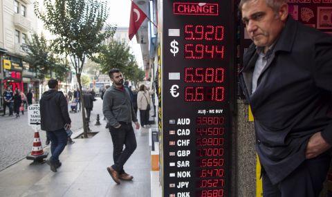 Спад на турската лира - 1