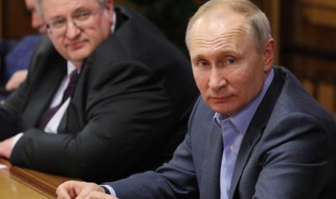 Путин освободи своя помощник