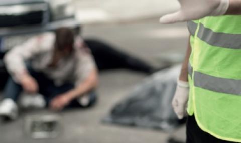 Жена е загинала в катастрофа на пътя Обзор – Бяла
