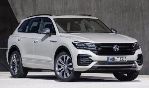 VW направи милион Touareg-а
