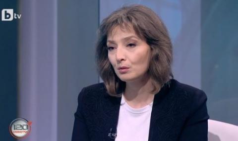 Катя Сунгaрска: Д-р Пандова даде живота си за пациентите