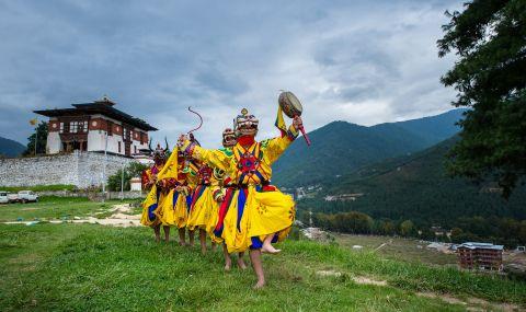 В Бутан чакат щастлив ден за старта на ваксинацията