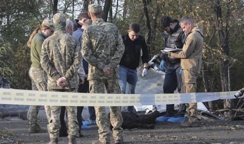 Ето какво е казал пилотът на разбилия се украински самолет малко преди трагедията