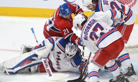 Александър Георгиев с феноменален мач в НХЛ