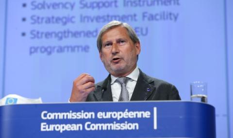 ЕС подкрепя селското стопанство