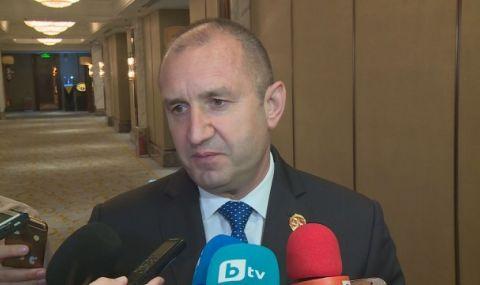 Огнян Минчев: Поведението на президента е недостойно