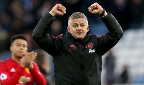Солскяер остава за постоянно в Юнайтед