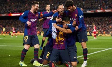 Играчите на Барселона не искат да си намаляват заплатите