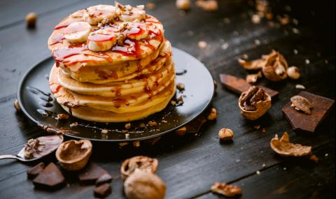 Рецепта на деня: Орехови палачинки без брашно