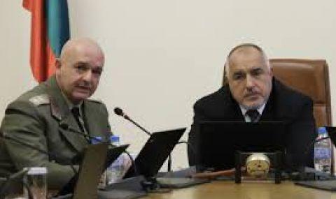 Борисов и НОЩ решават за разхлабване на мерките