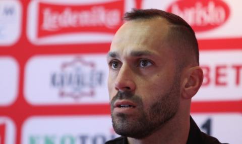 Петър Занев: Играчите на ЦСКА са се струпали случайно!
