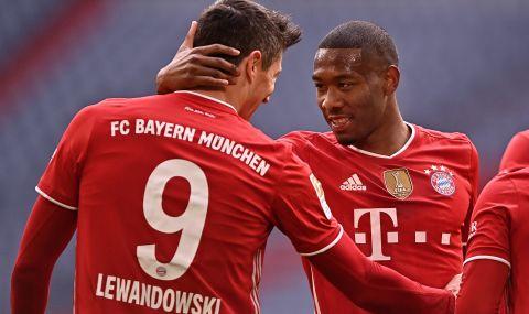 Роберт Левандовски иска да напусне Байерн Мюнхен?