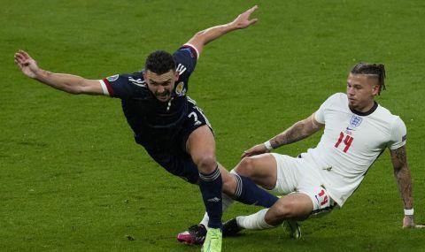 UEFA EURO 2020: Клоп набеляза звезда на Шотландия