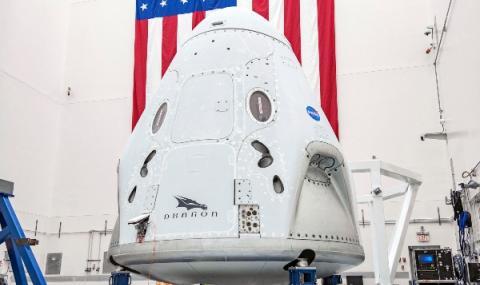 НАСА пред историческа мисия