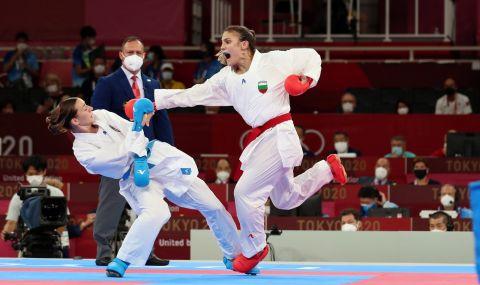 България вече е в топ 50 по медали на олимпийските игри - 1