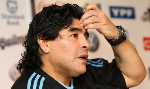 Прокуратурата в Аржентина започва разследване на смъртта на Марадона