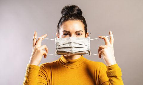 Центърът по контрол на заболяванията на САЩ: Носете две маски