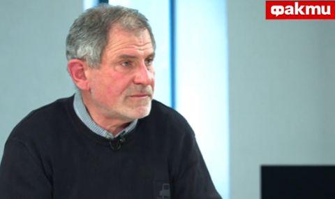 Методи Андреев за ФАКТИ: БСП и ДПС са създателите на дълбоката държава в България