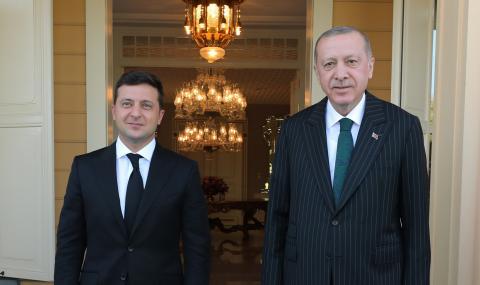 """Звучен шамар за Русия от Ердоган! Турция """"никога"""" няма да признае Крим за руски"""
