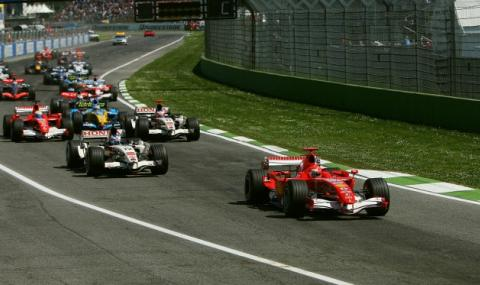 Формула 1 въвежда наказания за ниска скорост