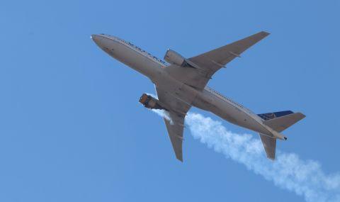 Спряха полетите на проблемните самолети Боинг