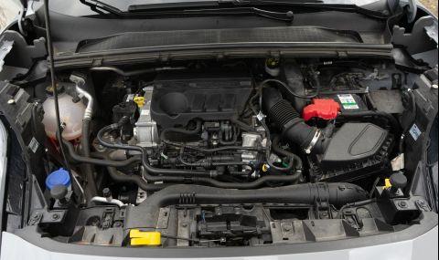 Тествахме Ford Puma. Повдигната Fiesta или нещо повече? - 24
