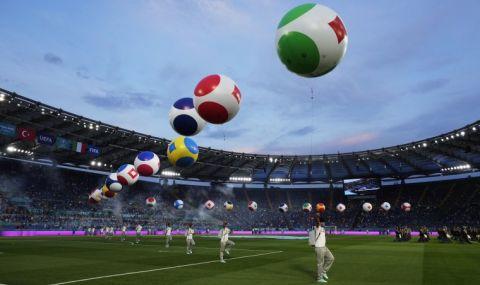 УЕФА с идея да увеличи участниците на европейските първенства от 2028 г.