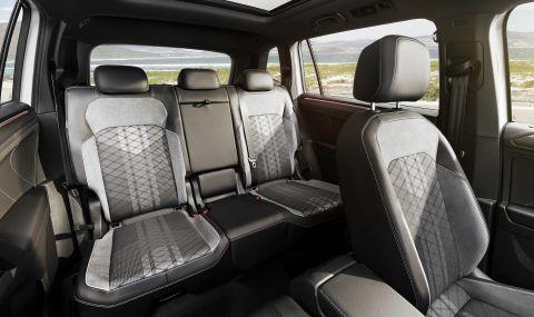 Volkswagen обнови по-големия Tiguan - 8