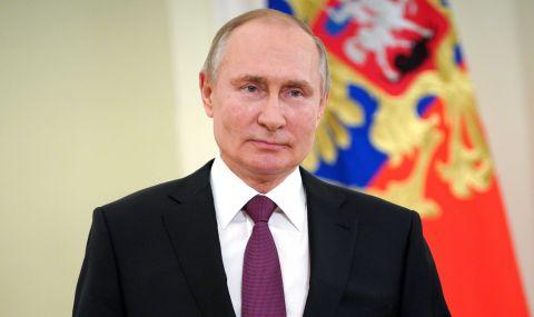 Путин подписа закон за нулиране на президентските му мандати