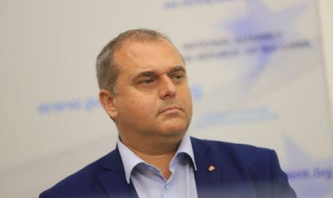 Веселинов: Няма да допуснем промяна на изборните правила преди вота