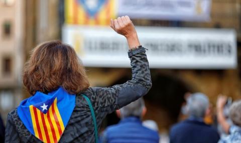 Нови демонстрации в Каталуния
