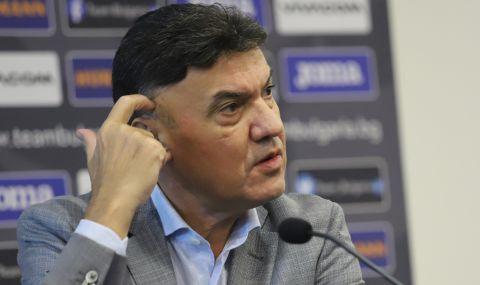 Боби Михайлов: В прокуратурата бях заради поредния нелеп скандал - 1