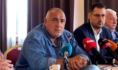 Бойко Борисов към пловдивчани: Забравете Радев да ви даде пари за нещо - 1