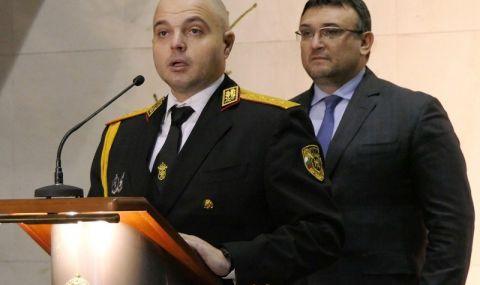 Младен Маринов за Ивайло Иванов: Проверка не е имало, а само социологични проучвания