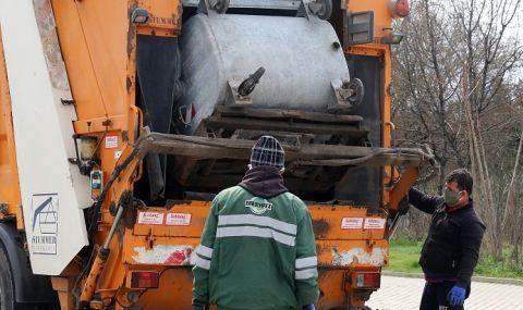 Кюстендил е изправен пред криза с боклука