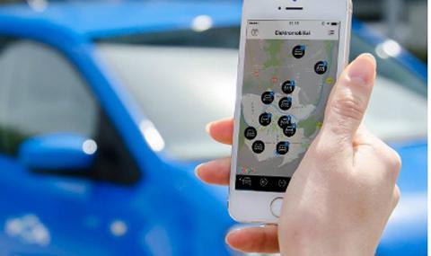 Нови функции в услугата каршеринг: просто седите в колата и говорите