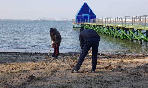 Летният сарай на Доган официално вече е плаж