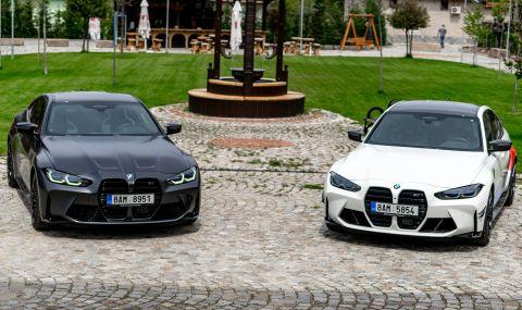 Тествахме новото BMW M4 Competition - 15