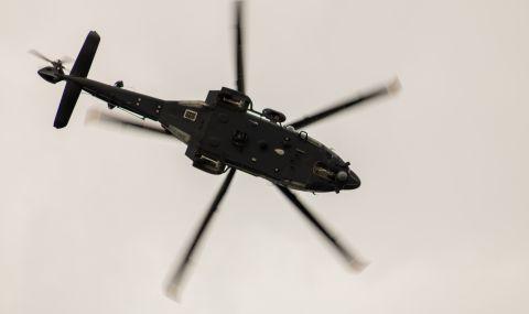 Турция замрази покупката на италиански хеликоптери