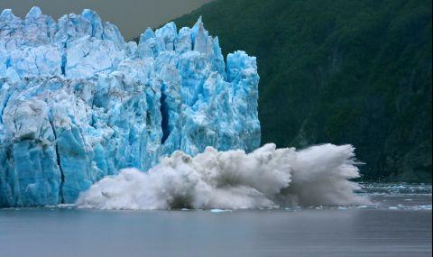 Над 11 млрд. тона лед губи Сибирската част на Антарктика всяка година - 1