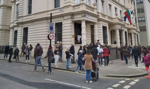Окончателно: Падна ограничението от 35 избирателни секции за българите в чужбина