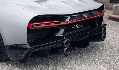 "Bugatti представи нова версия на Chiron за ""само"" 3.9 милиона долара - 6"