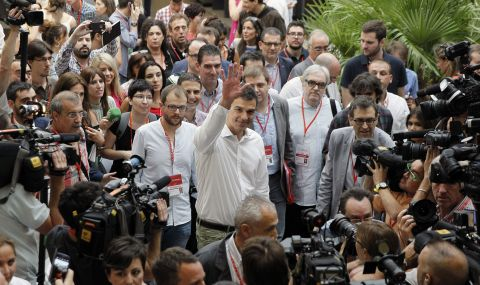 Испания търси разбирателство с Каталуния - 1