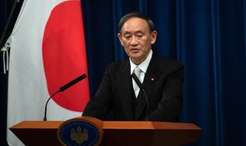 Япония подава ръка на Южна Корея