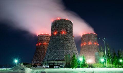 Калининската АЕЦ е спестила използването на 640 тона гориво само за месец