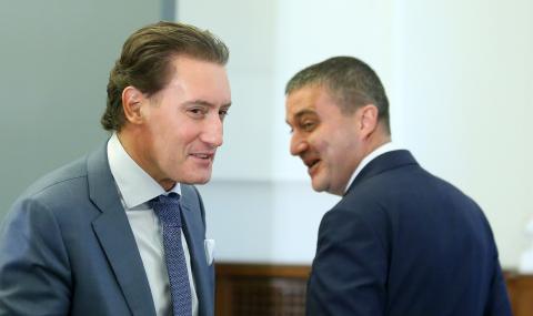 Домусчиев пусна виц за синдикатите